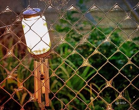 A jar full of Glow and Gentle Music by Cj Grant