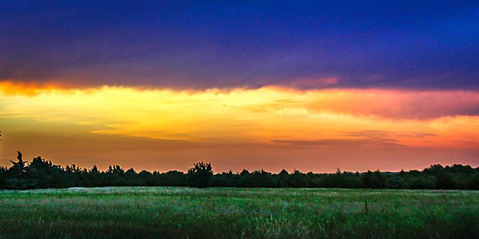 A Kansas Story by Laura Wiksten