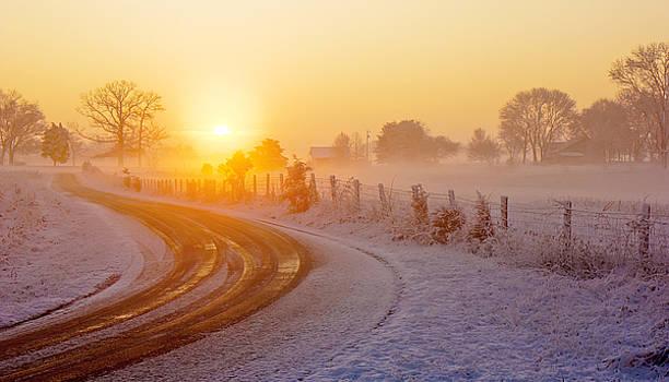 A Kentucky Winters Morning by Keith Bridgman