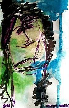 A Kiss by Amanda Currier