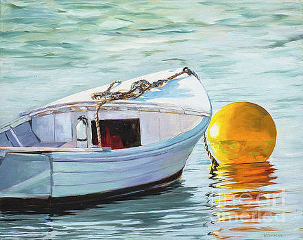 A Kiss in the Harbor by Lynne Schulte
