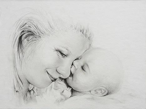 A Kiss by Rachel Christine Nowicki