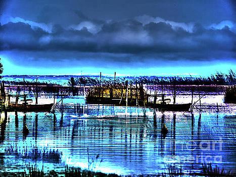 JORG BECKER - A la Gironde