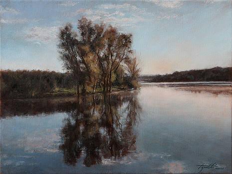 A Lake by Darko Topalski