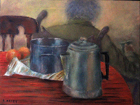 Rochelle Mayer - A last cup of tea