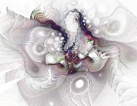 A Leap Of Faith - Fractal Art by NirvanaBlues