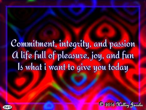 A Life Of Pleasure by Holley Jacobs