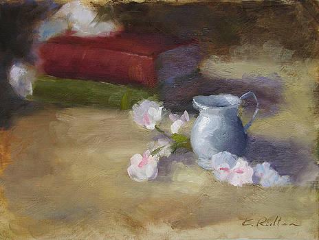 A Little Silver Jug by Keiko Richter