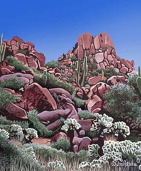 A Little Slice of Arizona by Joe Roselle