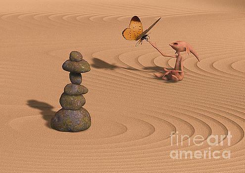 A Little Zen by Russell Smeaton