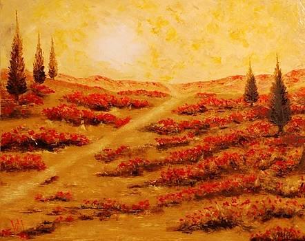 A Lonesome Path by Debra Houston