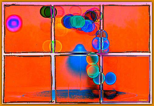 A Mescaline Vision Into A Peyote Reality by Tony Adamo