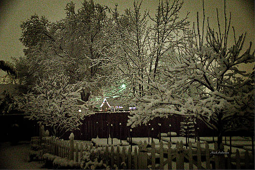 A Mid Winter's Night by Mick Anderson