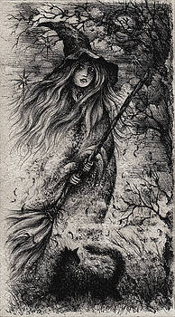 A Midnight Incantation by Rachel Christine Nowicki