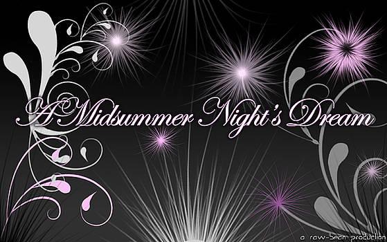 A Midsummer Night's Dream by Robin Zhuo