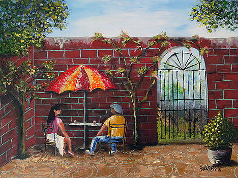 A Moment In Time by Gloria E Barreto-Rodriguez