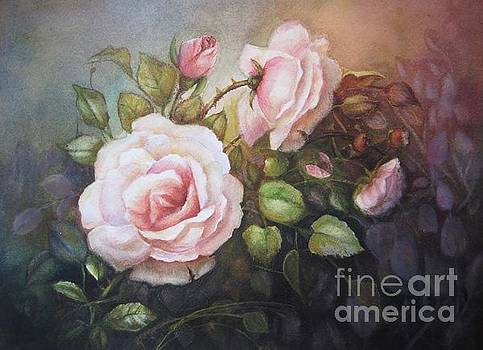 A Moment in Time by Patricia Schneider Mitchell