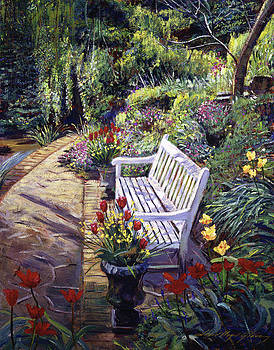 David Lloyd Glover - A MOMENT OF PEACE