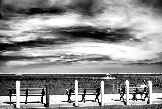 John Rizzuto - A Morning Bay View at Long Beach Island