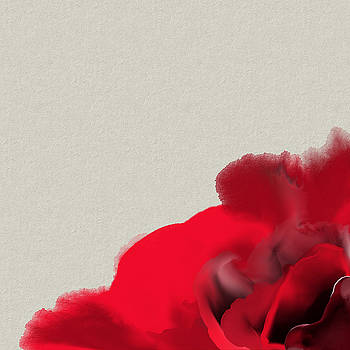A morning rose for you  by Sir Josef - Social Critic -  Maha Art