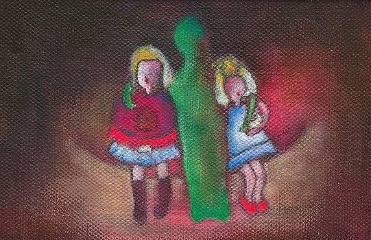 A Mothers Garden by Ricky Sencion