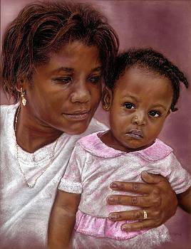 A Mother's Love by Roshanne Minnis-Eyma