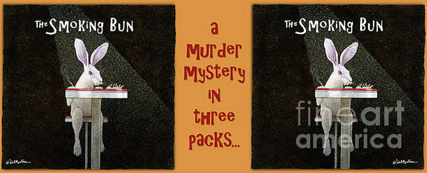 Will Bullas - a murder mystery in three packs...