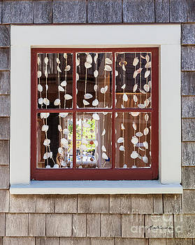 Michelle Wiarda - A Nantucket Window