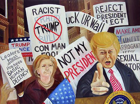 A Nation in Distress by Leonardo Ruggieri