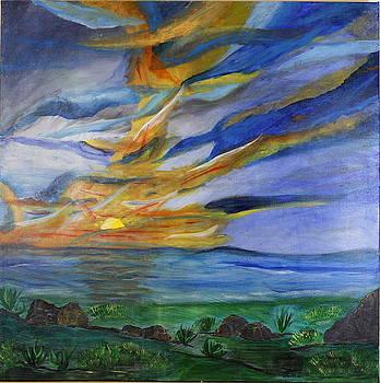 A New Day Dawning by Seema Varma