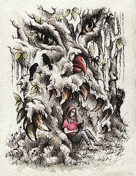 A Nightmare by Rachel Christine Nowicki