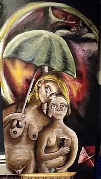 A pan y agua by Jose Gonzalez-Soto