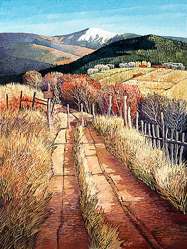A Path Unknown by Donna Clair