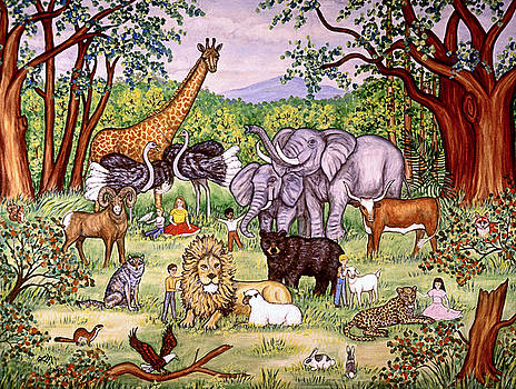 Linda Mears - A Peaceable Kingdom