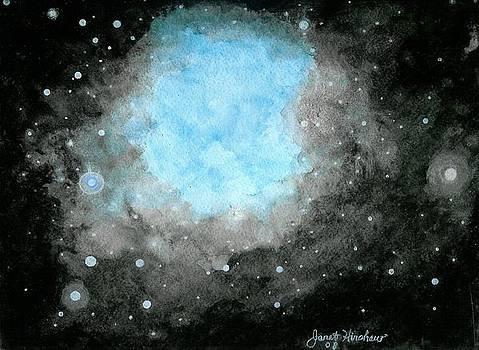 A Peek into Heaven by Janet Hinshaw