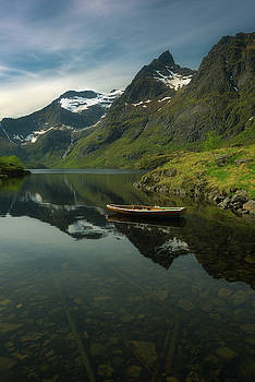 A Piece Of Peace by Tor-Ivar Naess