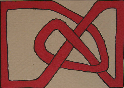 A piece of the Gordian Knot by Joseph Bradley