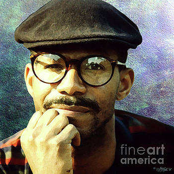 Walter Oliver Neal - A Portrait of Darrell Bruce Jordan