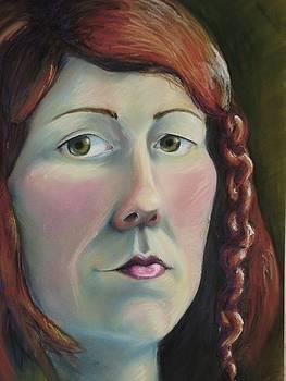 A Portrait So Close by Jennifer Wheeler