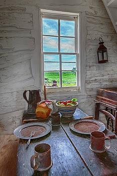 Susan Rissi Tregoning - A Prairie Meal