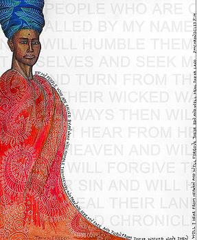 A Prayer For Haiti Redd by James Redd