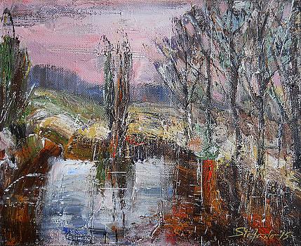A Puff of Autumn III by Stefano Popovski