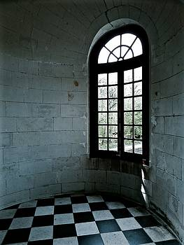 A Queen's Gallery, Chenonceau by John Tschirch
