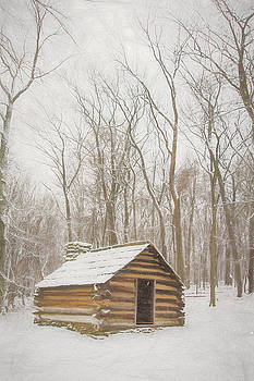 A Quiet Winter Morning by Jeff Oates Photography