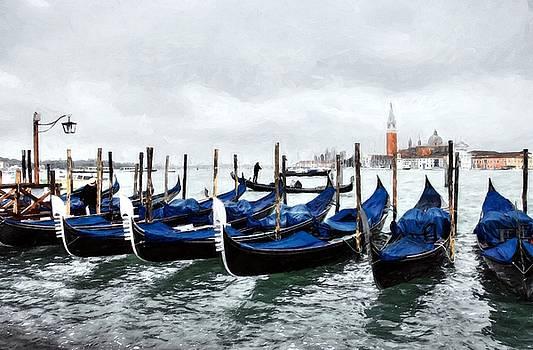 Mel Steinhauer - A Rainy Day In Venice