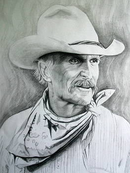 A real Cowboy by L J Penrod
