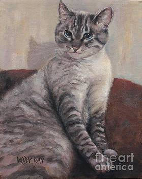 A Regal Pose by Wendy Ray