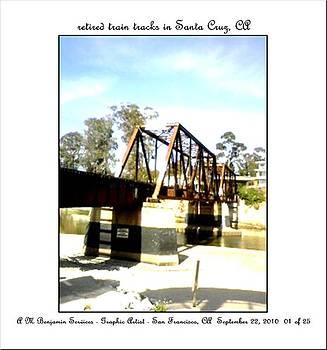 A Retired Bridge by Anthony Benjamin