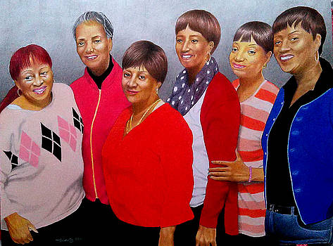 A Reunion Of Sisters by Jay Thomas II