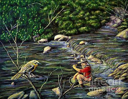 A Richly Find Whitewood Creek Gold Strike Deadwood SD 1875 by Jack Lepper